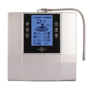 Ионизатор щелочной водородной воды MEDIQUA серый (9 пластин)
