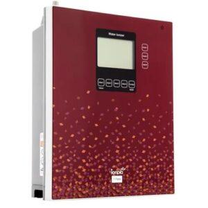Проточный ионизатор щелочной водородной воды ION-7000 красный (7 титановых плас
